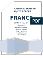 Project Report- France