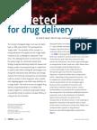 Targeted for drug delivery