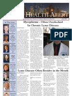 Mycoplasma and Lyme Disease