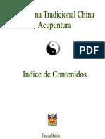 Medicina Tradicional China_Indice Contenidos_36 Lecciones