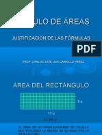 Carlos Justificacion de Formulas Para El Calculo de Areas