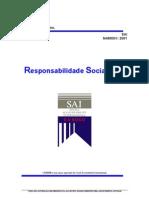 Responsabilidade Social - SA 8000 Standard Portuguese