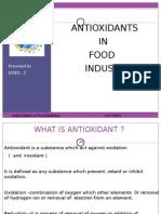 Antioxidants Presentation