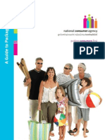 Package Holidays Booklet