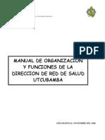 Mof Red Utcubamba
