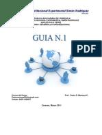 Guia Numero 1 Desarrollo Organizacional Conceptos Basicos