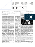 LAU Tribune Issue 3 - Vol 2