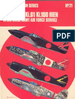 Kawasaki Ki-61 Ki-100 (Aircam Aviation 21)