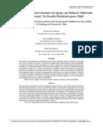 Artículo Intervenciones Efectivas en Apego, Gómez, Muñoz & Santelices (2008)