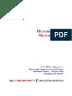 Microstudies of Microblogging | A White Paper