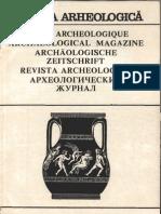Revista Arheologica 1 1993