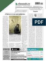 Entrevista a Boris Izaguirre