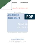 Analisis de Decisiones I Apoyo
