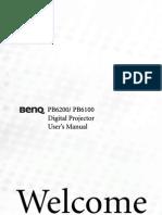 PB6100 Manual