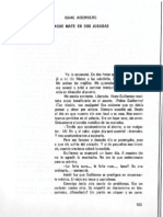 Jaque Mate en Dos Jugadas - Isaac Aisemberg (cuento policial argentino)