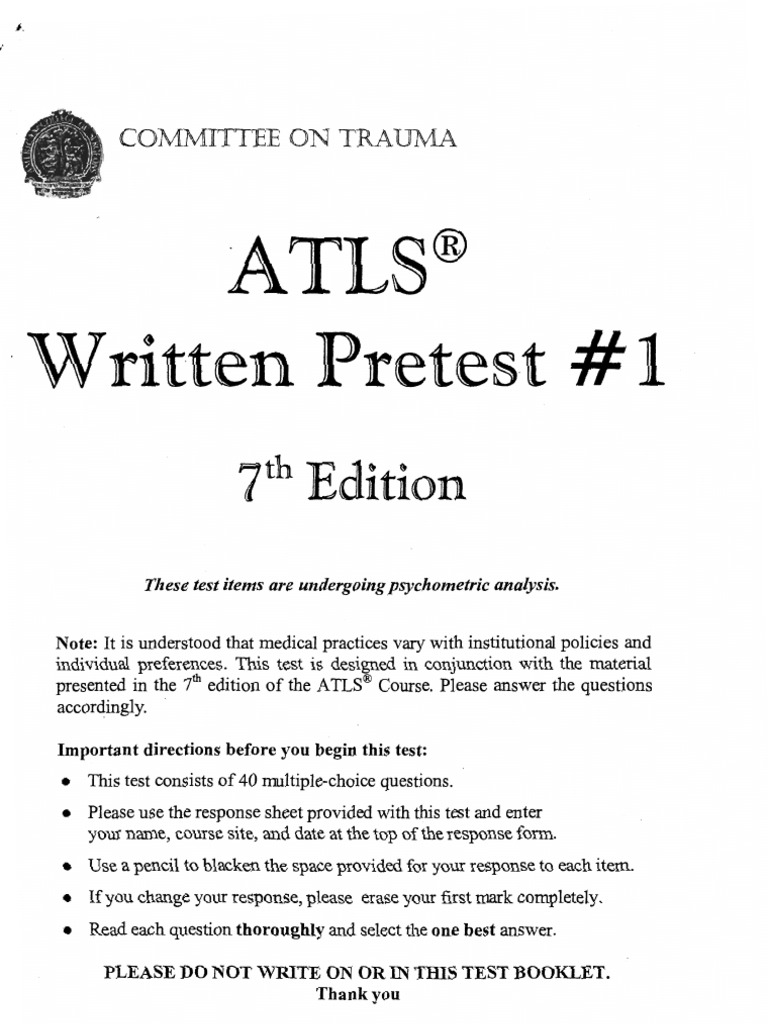 Download atls 9th edition triage scenarios answers to logo epub atls triage scenarios answers pdf technotes fandeluxe Images