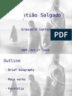 Presentation Sebastião Salgado