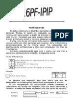 16PF- IPIP-1