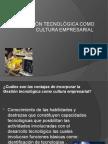 DIAPOSITIVAS GESTION TECNOLOGICA