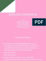 MODELOS ECONÓMICOS