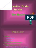 CSD 8 Automotive Brake Systems Basics