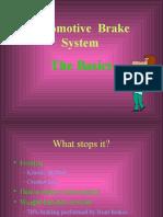 CSD 8 Automotive Brake Systems Basics
