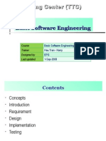 Basic Software Engineering Training Material