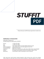 StuffIt Deluxe 12 Startup Guide