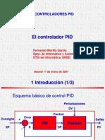 El controlador PID
