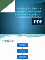 Unidad i Planeacion Tecnica y Administrativa de La