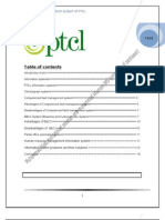 management  Information Systems of PTCL pakistan