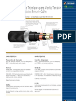 Cables Submarinos Tri Pol Ares Para Media Tension