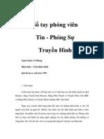 So Tay Phong Vien-tin Va Phong Su Truyen Hinh