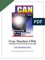 Ebook - I Can