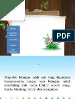 Bahan Pengajaran Bahasa Melayu-Penjodoh Bilangan