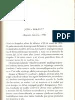 Julián Herbert - Biografía