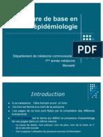 IV. biostatistique