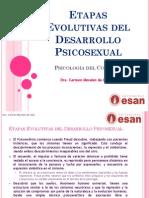 or - CLASE 3 y 4 - Etapas Evolutivas en El DesarrolloPsicosexual