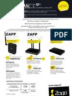Campanha Amigos ZAPP.pt