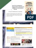 La integración de los investigadores extranjeros en España desde la experiencia de la Asociación AINVEX en la Universidad de Granada. PDF.