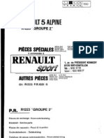 5 Alpine GR 2 Deel 1