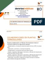 1001 CI Colaboraciones en Termosolar_REV02