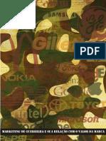 Marketing de Guerrilha e sua Relação com o Valor da Marca - Isaac Jucá