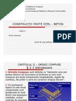 Calculul Grinzilor Compuse Otel-beton