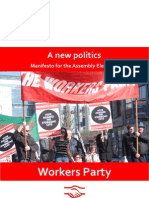 Wp Manifesto a New Politics1 2