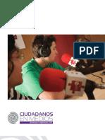 Brochure Ciudadanos en Medios