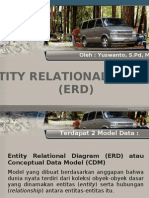 Entity Relational Diagram (PPS)