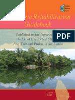 Mangrove Rehabilitation Guide Book