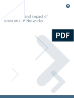 Lte Video Impact Whitepaper
