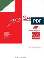 Plan Estrategico Sur Madrid 14-5-2009